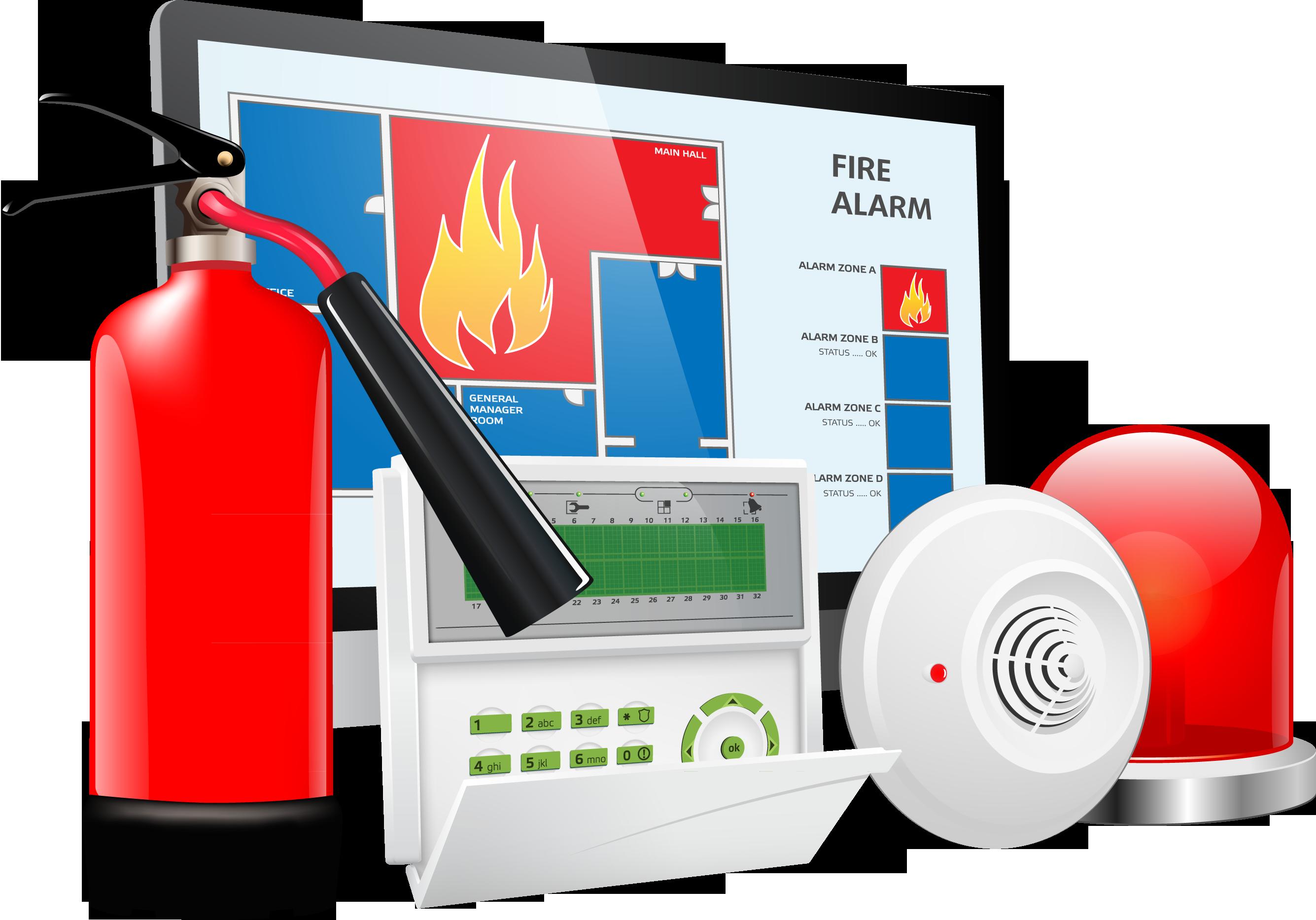 стоимость технического обслуживания систем пожарной сигнализации