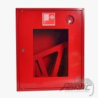 Шкаф пожарный ШПК-310 НОК навесной открытый красный