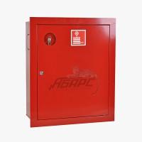 Шкаф пожарный ШПК-310 ВЗК встраиваемый закрытый красный