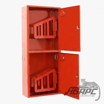 Шкаф пожарный ШПК-320-21 НЗК навесной закрытый красный