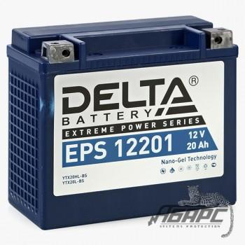 Delta EPS 12201 (12v 20ah) Аккумуляторная батарея