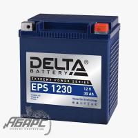 Delta EPS 1230 (12v 30ah) Аккумуляторная батарея