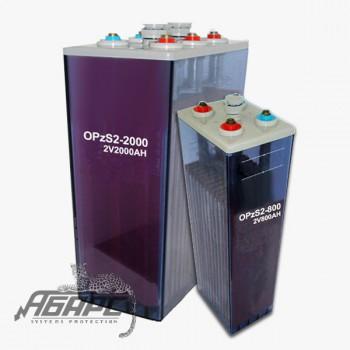 Delta OPzS 2-420 (420 Ач, 2 В) Аккумуляторная батарея
