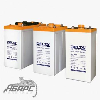 DELTA STC 1500 (1500 Ач, 2 В) Аккумуляторная батарея