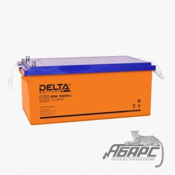 Аккумуляторная батарея Delta DTM 12250 L