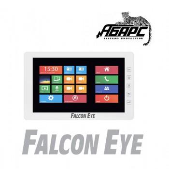 FE-101wt white Цветной видеодомофон (Falcon Eye)