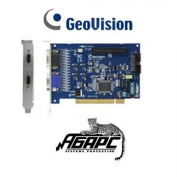 Карта видеозахвата GV-600X-8 на  каналов (GeoVision)