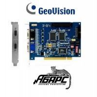 Карта видеозахвата GV-650X-4 на 4 канала (GeoVision) D-Type PCI