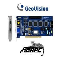 Карта видеозахвата GV-800X-4 на 4 канала (GeoVision) D-Type PCI