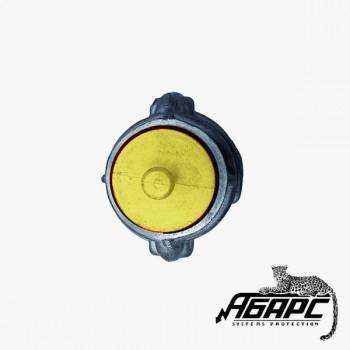 Головка-заглушка всасывающая ГЗВ-125 (ПЖТ)