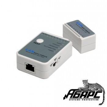 Hyperline HL-MNT прибор-тестер кабеля витой пары UTP и FTP