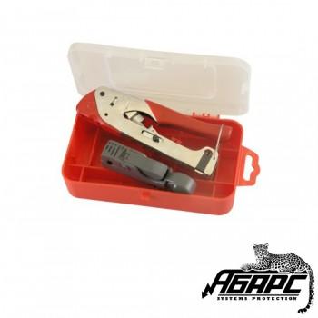 HT-K5501 набор инструментов для зачистки разъемов RG, RCA и BNC