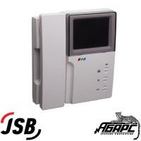 JSB-4HP-PAL4 цветной видеодомофон на 1 вызывную панель или камеру