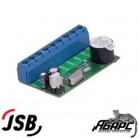 JSB-CL002 контроллер доступа на 1 дверь