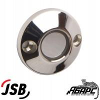 """JSB-KTMn11 контактор-считыватель для систем доступа (СКД) цвет """"под хром"""""""