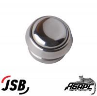 """JSB-KV14 кнопка выхода для систем доступа (СКД) цвет """"под алюминий"""""""