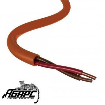 КПСнг(А)-FRLS (1x2x0,35) кабель огнестойкий