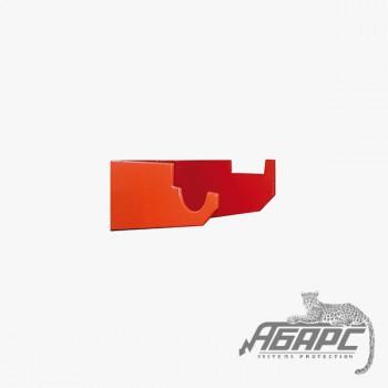 Кронштейн настенный МИГ для огнетушителя (ПЖТ)