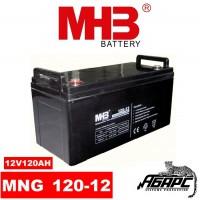Гелевая аккумуляторная батарея MHB MNG 120-12