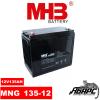 Гелевая аккумуляторная батарея MHB MNG 135-12