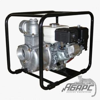 Мотопомпа бензиновая DAISHIN SCR-100HX для чистой или слегка загрязненной воды