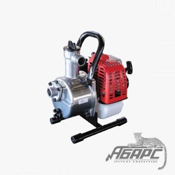 Мотопомпа бензиновая DAISHIN SCR-252M2 для чистой или слегка загрязненной воды