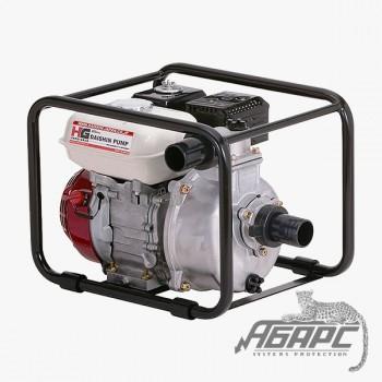 Мотопомпа бензиновая DAISHIN SCR-50HX для чистой или слегка загрязненной воды