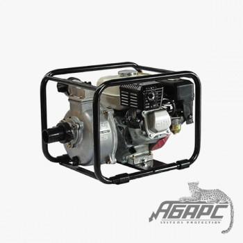 Мотопомпа бензиновая DAISHIN SCR-80HX для чистой или слегка загрязненной воды