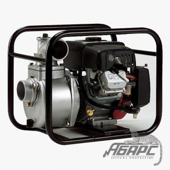 Мотопомпа бензиновая DAISHIN SST-80HX для сильнозагрязненной воды