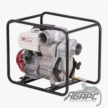 Мотопомпа бензиновая DAISHIN SWT-100HX для сильнозагрязненной воды