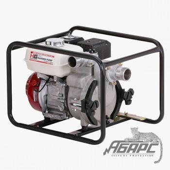 Мотопомпа бензиновая DAISHIN SWT-50HX для сильнозагрязненной воды