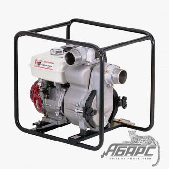 Мотопомпа бензиновая DAISHIN SWT-80HX для сильнозагрязненной воды