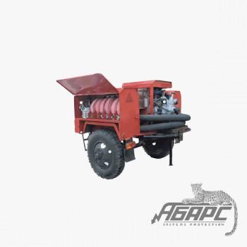 Мотопомпа бензиновая Гейзер 1600-П для чистой и слабозагрязненной воды