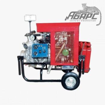 Мотопомпа бензиновая Гейзер-1600 для чистой и слабозагрязненной воды