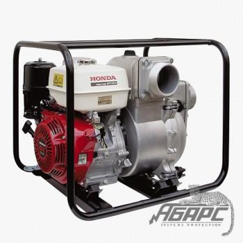 Пожарная мотопомпа HONDA WТ-40X бензиновая высоконапорная