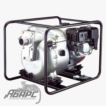 Мотопомпа бензиновая KOSHIN KTH-50X для чистой или слегка загрязненной воды