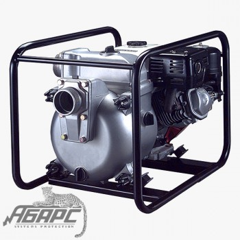 Мотопомпа бензиновая KOSHIN KTH-80X для чистой или слегка загрязненной воды
