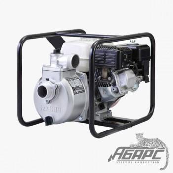Мотопомпа бензиновая KOSHIN SEH-50X для чистой или слегка загрязненной воды