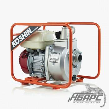 Мотопомпа бензиновая KOSHIN SERH-50B для чистой или слегка загрязненной воды