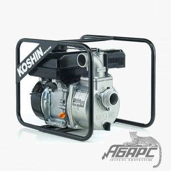 Мотопомпа бензиновая KOSHIN SEV-50X для чистой или слегка загрязненной воды