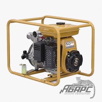 Бензиновая мотопомпа Robin-Subaru PTG 208 T для сильнозагрязненной воды с твердыми частицами