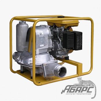 Диафрагменная бензиновая мотопомпа Robin-Subaru PTG 307 D для густых и вязких жидкостей