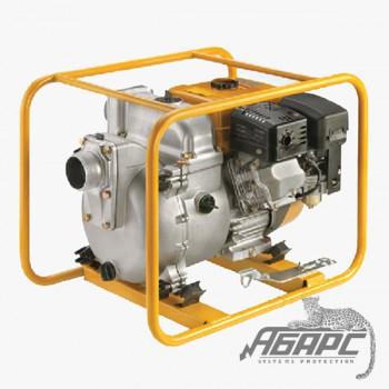 Бензиновая мотопомпа Robin-Subaru PTX 301 T для сильнозагрязненной воды с твердыми частицами