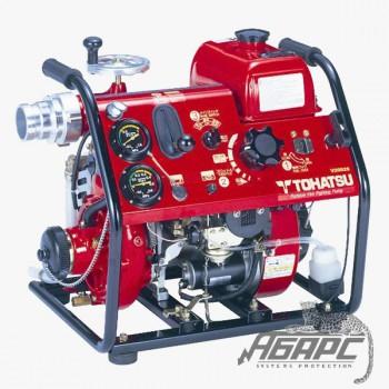 Мотопомпа бензиновая TOHATSU V20D2S высоконапорная (пожарная)