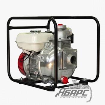 Мотопомпа бензиновая MATSUSAKA QP-205S для чистой и слабозагрязненной воды