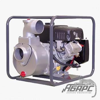 Мотопомпа бензиновая MATSUSAKA QP-305 для чистой и слабозагрязненной воды
