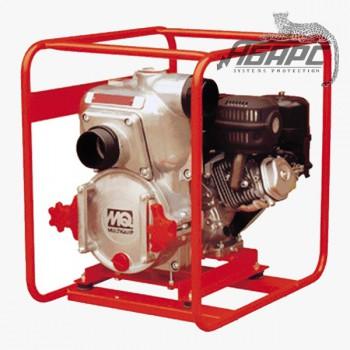 Мотопомпа бензиновая MATSUSAKA QP-40TH для сильнозагрязненной воды