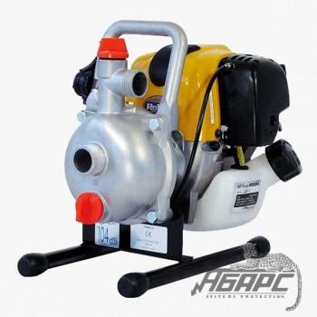 Мотопомпа бензиновая MATSUSAKA QP-1 для чистой и слабозагрязненной воды
