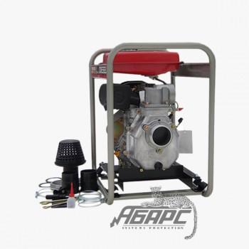 Мотопомпа дизельная YANMAR YDP30E для чистной и слабозагрязненной воды