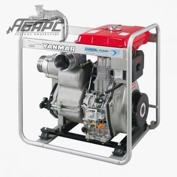 Мотопомпа дизельная YANMAR YDP40TN для грязной воды